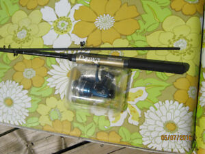 Daiwa Composite Rod and Reel (New in package)