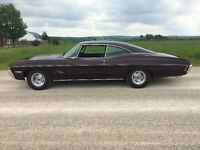 1968 Impala SS Big Block Four Speed
