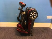 AUTO FOLD MOBILITY SCOOTER
