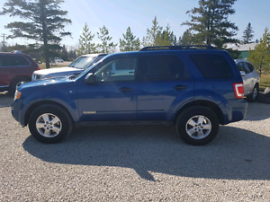 2008 Ford Escape XLT 4WD. 3.0 V6. $6,900...