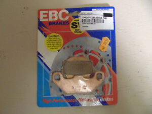 (New) EBC FA128SV disk brake pad set