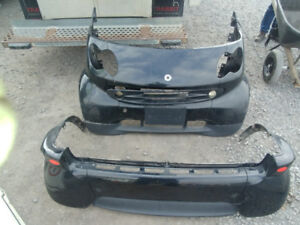 Pieces smart fortwo 2005 noir gris brun