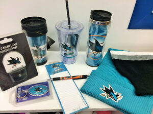 San Jose Sharks Gift Pack!  50% off!