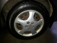 Toyota Wheel Cover
