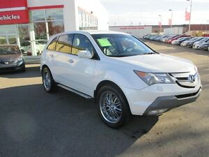 2009 Acura MDX 5sp at