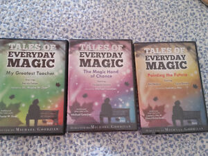 3 Motivational DVDs - Purchased through HayHouse