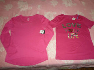 BrandNew TheChildren'sPlace T-Shirt or George Long Sleeve Size14