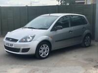 2006 Ford Fiesta 1.6 Style Climate 5dr