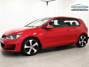 2015 Volkswagen GOLF GTI Rare! Rare! Rare!....Do Not Miss Out!!