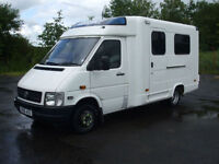 .2006/06.Volkswagen LT46 ( 158bhp ) AMBULANCE.ONE OWNER