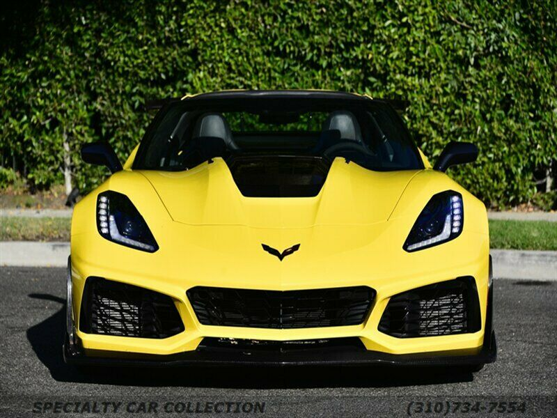 Image 2 Voiture American used Chevrolet Corvette 2019