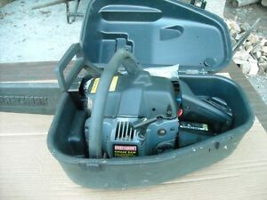 Craftmans Chainsaw For Sale!