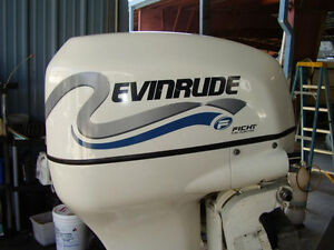 TRADE MY 115 EVINDRUDE FOR YOUR 60-90 4 STROKE