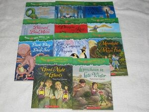 MAGIC TREEHOUSE - MERLIN MISSION - CHAPTERBOOKS - NICE SELECTION