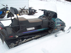 for sale a 1994 vk snowmobile