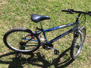 "24"" bicycle for sale on good condition 50$"