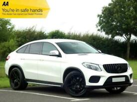 image for 2016 66 MERCEDES-BENZ GLE-CLASS 3.0 GLE 350 D 4MATIC AMG LINE 4D 255 BHP DIESEL