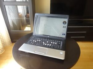 Used laptop, HP, good conditions, Windows Vista, used computer