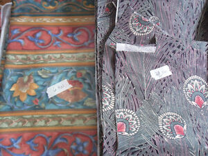 quilting and craft cotton - upholstery - drapery