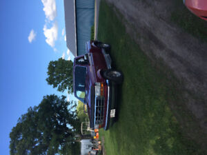 Trade my 92 flareside for another old Ford