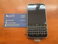 Brand new sim free original Blackberry Classic sealed box with full accessories warranty in stck