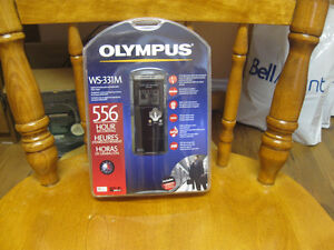FOR THE PROFESSIONAL--OLYMPUS VOICE RECORDER