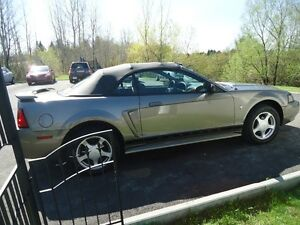2002 Ford Mustang decapotable Coupé (2 portes)