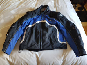 Manteau de moto Joe Rocket large