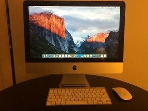"iMac ( 21.5""  late 2012 )( Trade for iPhone 6s )"