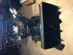 Craftsman snowblower 11 HP/31""