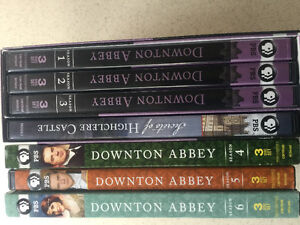 Downton Abbey Complete series