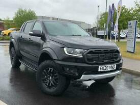 image for 2020 Ford Ranger Ranger 4x4 D/Cab 2.0 Tdci Raptor 213PS Auto Double Cab Pick-up