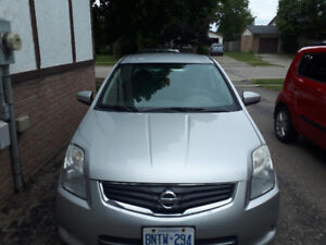 2010 Nissan Sentra for Sale as is