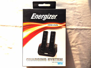 Energizer Charging System for Wii