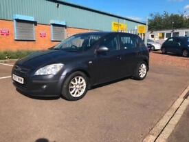 Kia ceed 1.6CRDi ( 113bhp ) + ESP LS - LOW MIL. 1 YEAR MOT - SERVICED