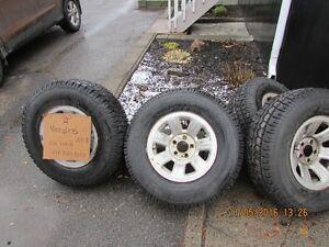 pneu sur jante Saguenay Saguenay-Lac-Saint-Jean image 2