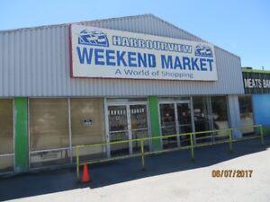 Harbourview Weekend Market