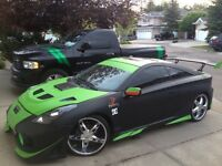 2003 Toyota Celica GT TRD trade for a truck or sell