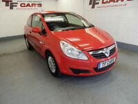 Vauxhall/Opel Corsa 1.0i Life - FINANCE FROM ONLY £17 PER WEEK!