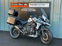 TRIUMPH TIGER 1200 XCA TOURING COMMUTING ADVENTURE MOTORCYCLE