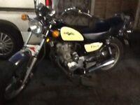 Lexmoto HT 125-8 Vixen 2013 model 125cc