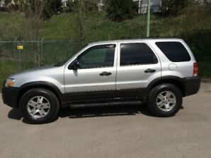 @@@ 2006 FORD ESCAPE XLT 4WD @@@