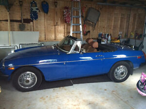 Excellent Condition MGB