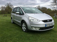 Ford Galaxy 2.0TDCi 6G( 140ps ) 2006 Zetec NEW SHAPE FAMILY 7 SEAT HPI CLEAR