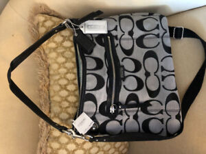 Coach Bag - new with tags