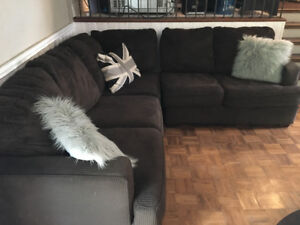 Ashley Sectional couch
