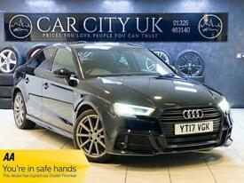 image for 2017 Audi A3 TDI S LINE BLACK EDITION SALOON Diesel Manual