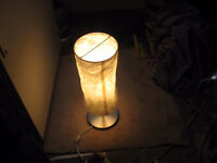 IKEA Desk Lamp with Paper, Rice Paper Shade