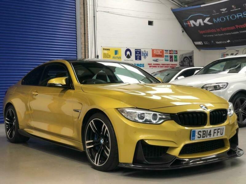 """NEW BMW M4 COUPE, 5/""""  BLUE /""""555035/"""" DIE CAST CAR"""
