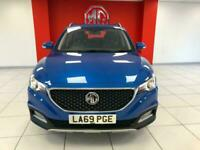 2020 MG MOTOR UK ZS 1.5 VTi-TECH Exclusive 5dr HATCHBACK Petrol Manual